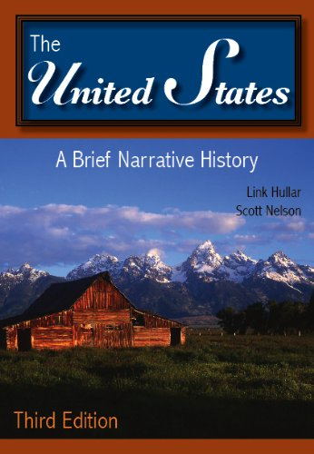 United States A Brief Narrative History 3rd 2011 edition cover