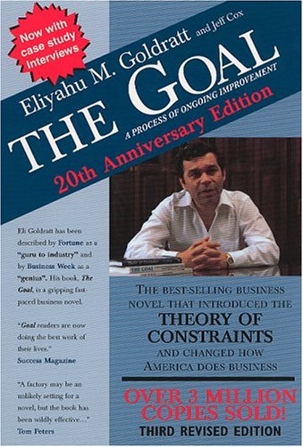 Goal : A Process of Ongoing Improvement 3rd 2004 (Revised) 9780884271789 Front Cover