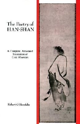Poetry of Han-Shan A Complete, Annotated Translation of Cold Mountain N/A 9780887069789 Front Cover