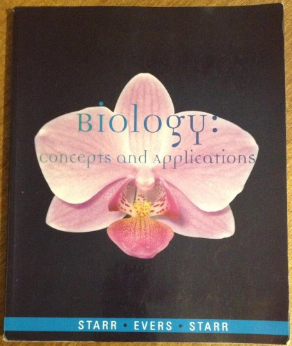 BIOLOGY:CONCEPTS+APPS.>CUSTOM< N/A 9781133271789 Front Cover