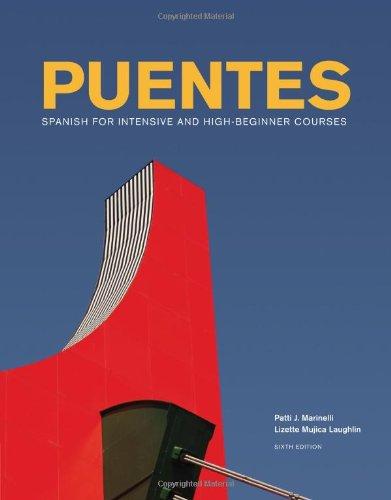 Puentes / Bridges:   2013 edition cover