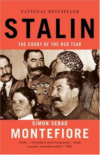 Stalin The Court of the Red Tsar N/A 9781400076789 Front Cover