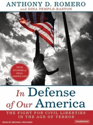 In Defense of Our America: The Fight for Civil Liberties in the Age of Terror  2007 edition cover