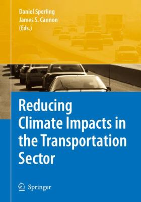 Reducing Climate Impacts in the Transportation Sector   2009 9781402069789 Front Cover