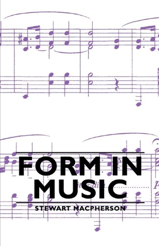 Form in Music   2006 9781406793789 Front Cover