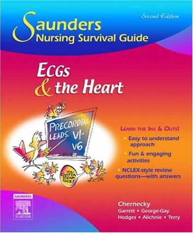 ECGs and the Heart  2nd 2006 (Revised) edition cover
