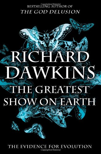 Greatest Show on Earth The Evidence for Evolution  2009 edition cover