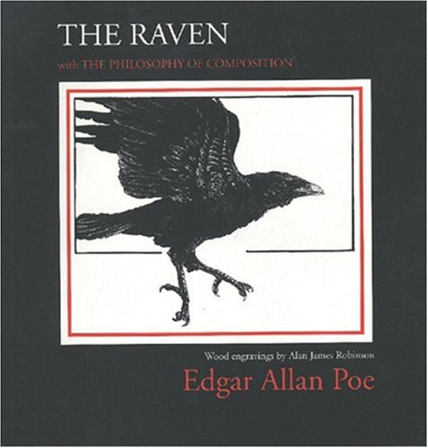 Raven With the Philosophy of Composition  2015 9781559211789 Front Cover