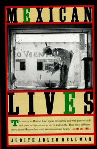 Mexican Lives   1995 9781565841789 Front Cover