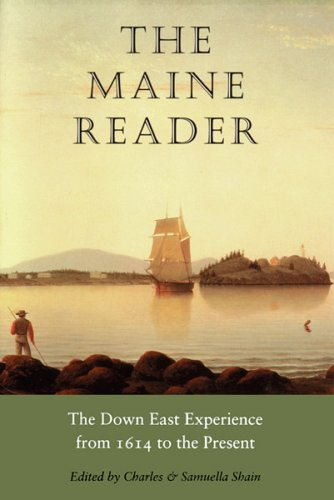 Maine Reader The down East Experience from 1614 to the Present N/A edition cover