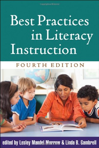Best Practices in Literacy Instruction  4th 2011 (Revised) edition cover