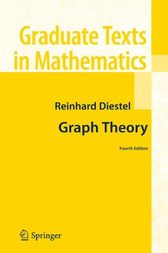 Graph Theory  4th 2010 edition cover