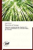�ternit� et Temps  N/A 9783838176789 Front Cover