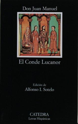 Conde Lucanor  24th 1997 edition cover