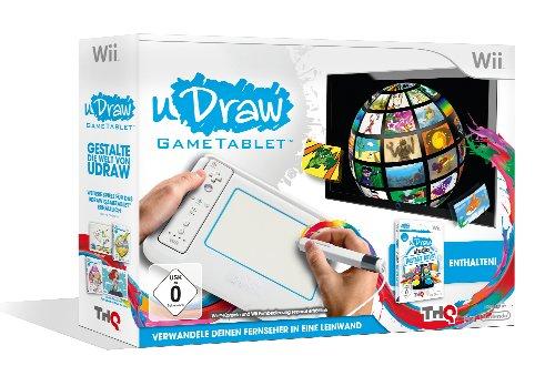 uDraw Tablet inkl. Instant Artist Nintendo Wii artwork