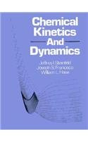 Chemical Kinetics and Dynamics   1989 edition cover