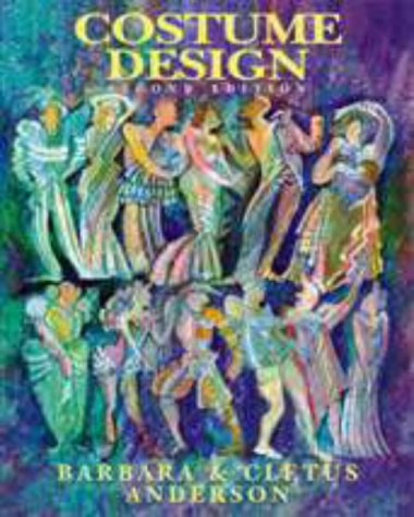 Costume Design  2nd 1999 (Revised) edition cover