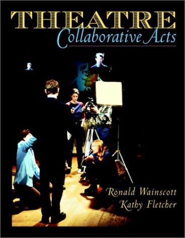 Theatre Collaborative Acts  2004 edition cover