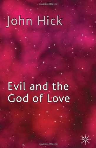 Evil and the God of Love   2010 edition cover