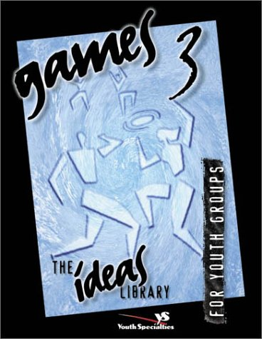 Games 3   2001 9780310231790 Front Cover