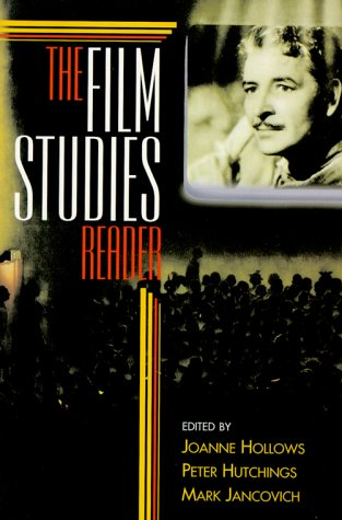 Film Studies Reader   2000 edition cover