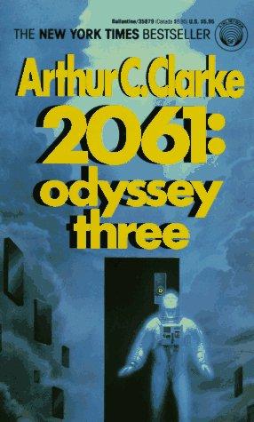 2061 Odyssey Three  1987 edition cover