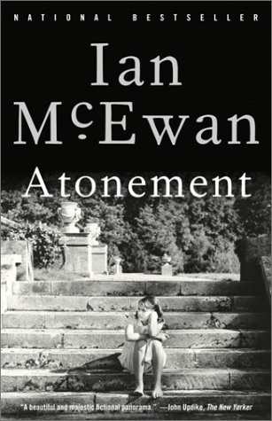 Atonement   2001 (Reprint) 9780385721790 Front Cover
