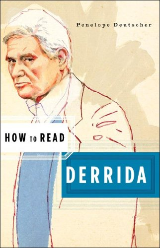 How to Read Derrida   2006 edition cover