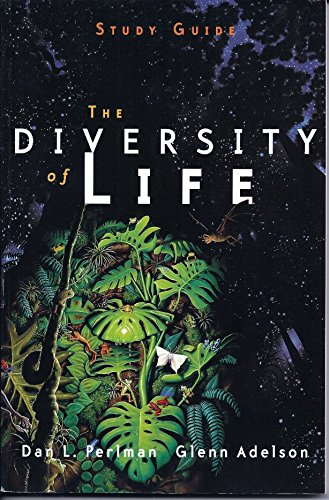Diversity of Life  Student Manual, Study Guide, etc. edition cover