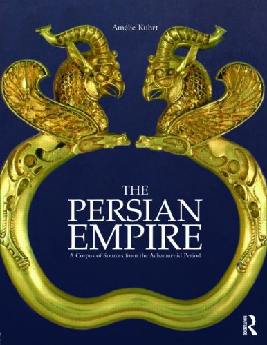 Persian Empire A Corpus of Sources from the Achaemenid Period  2008 edition cover