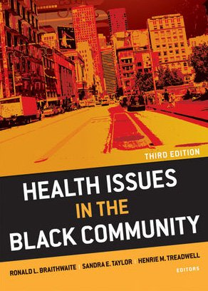 Health Issues in the Black Community  3rd 2010 edition cover