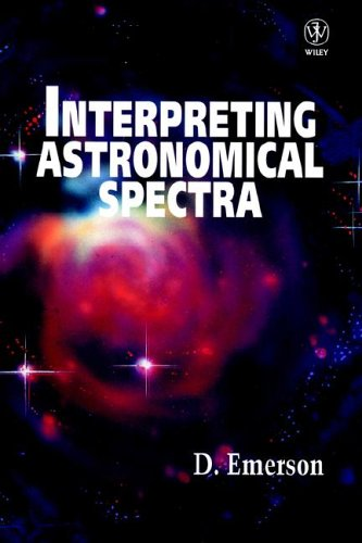 Interpreting Astronomical Spectra   1997 9780471976790 Front Cover