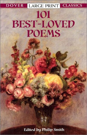 101 Best-Loved Poems   2001 edition cover