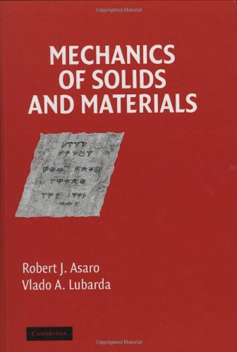 Mechanics of Solids and Materials   2006 9780521859790 Front Cover