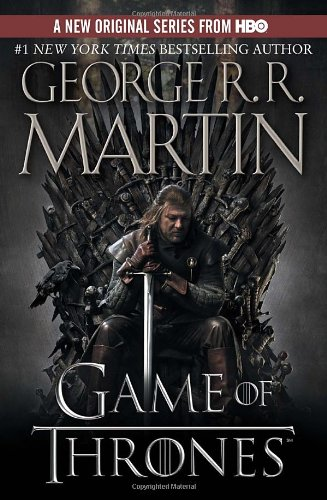 Game of Thrones   2011 9780553386790 Front Cover