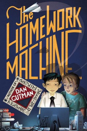 Homework Machine   2007 edition cover