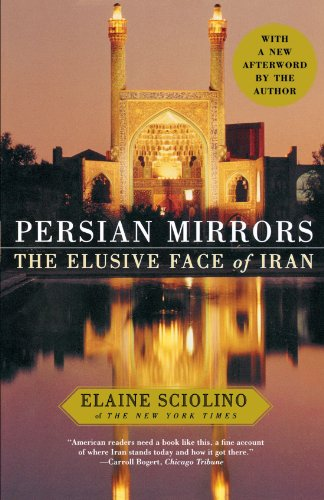Persian Mirrors The Elusive Face of Iran  2005 edition cover