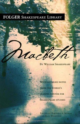 Tragedy of Macbeth   2004 edition cover