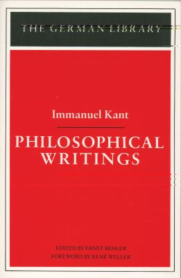 Philosophical Writings   1995 9780826402790 Front Cover