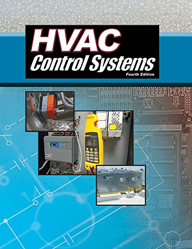 HVAC Control Systems 4e  4th 2017 9780826907790 Front Cover