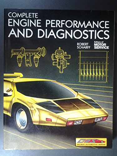 Engine Performance and Diagnostics N/A edition cover