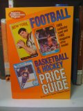 SCD Football, Basketball, Hockey Price Guide N/A 9780873411790 Front Cover