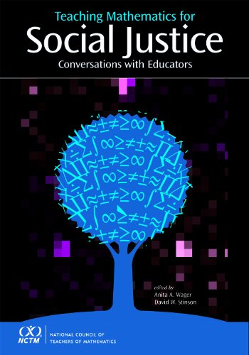 Teaching Mathematics for Social Justice Conversations with Educators  2012 edition cover
