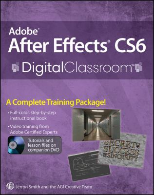 Adobe after Effects CS6   2012 edition cover