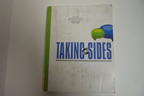 TAKING SIDES:CLASHING VIEWS IN N/A edition cover