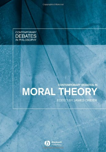 Contemporary Debates in Moral Theory   2005 (Revised) edition cover
