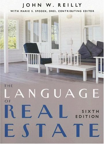 Language of Real Estate  6th 2006 (Revised) edition cover