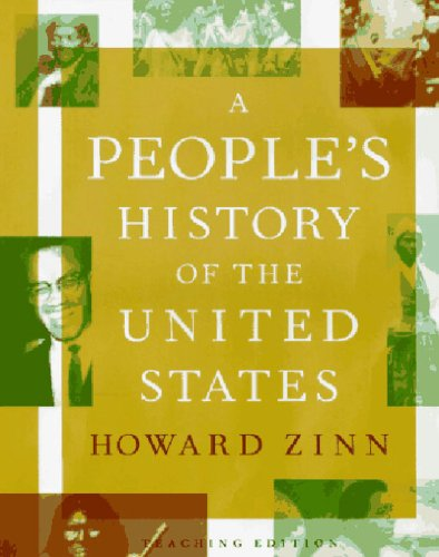 People's History of the United States  Abridged edition cover