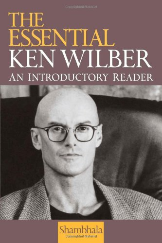 Essential Ken Wilber   1998 edition cover