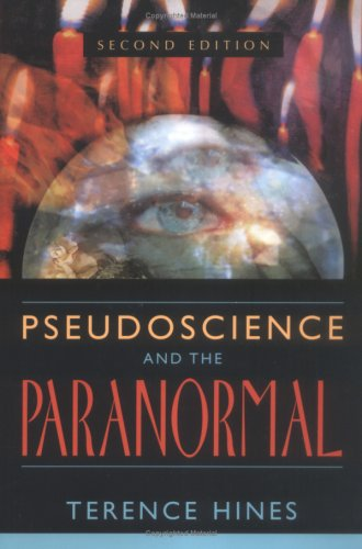 Pseudoscience and the Paranormal  2nd 2002 edition cover
